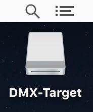 USBメモリ名称変更後