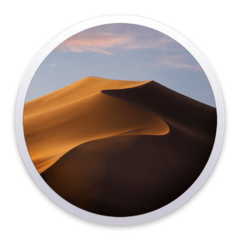 macOS 10.14.4 Mojave以上