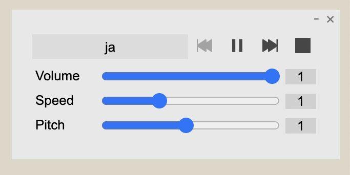 Google Chromeで「Reader View」ボタンをクリックして、「リーダービューモード」に切り替わったところ