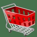ショッピングカートのアイコン