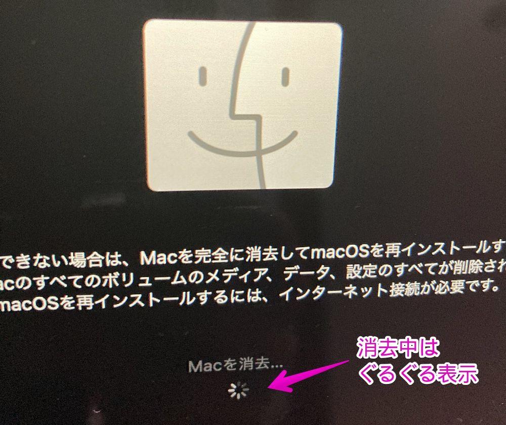 macの消去