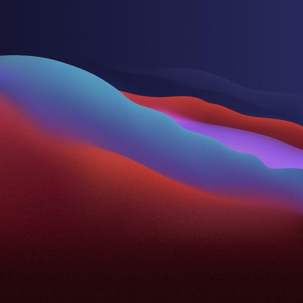 Big Sur Graphic Dark