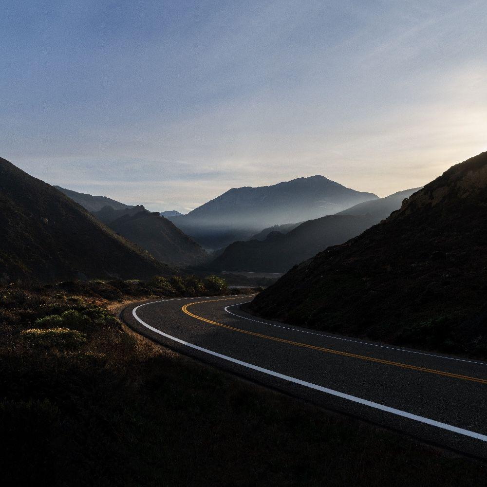 Big Sur Road