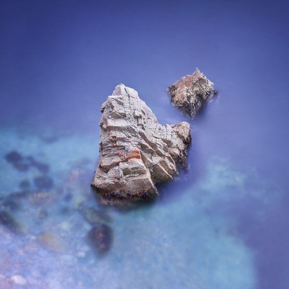 Big Sur Shore Rocks