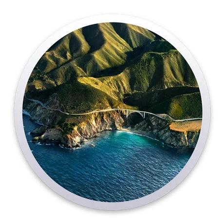 macOS Big Surのインストーラーのアイコン