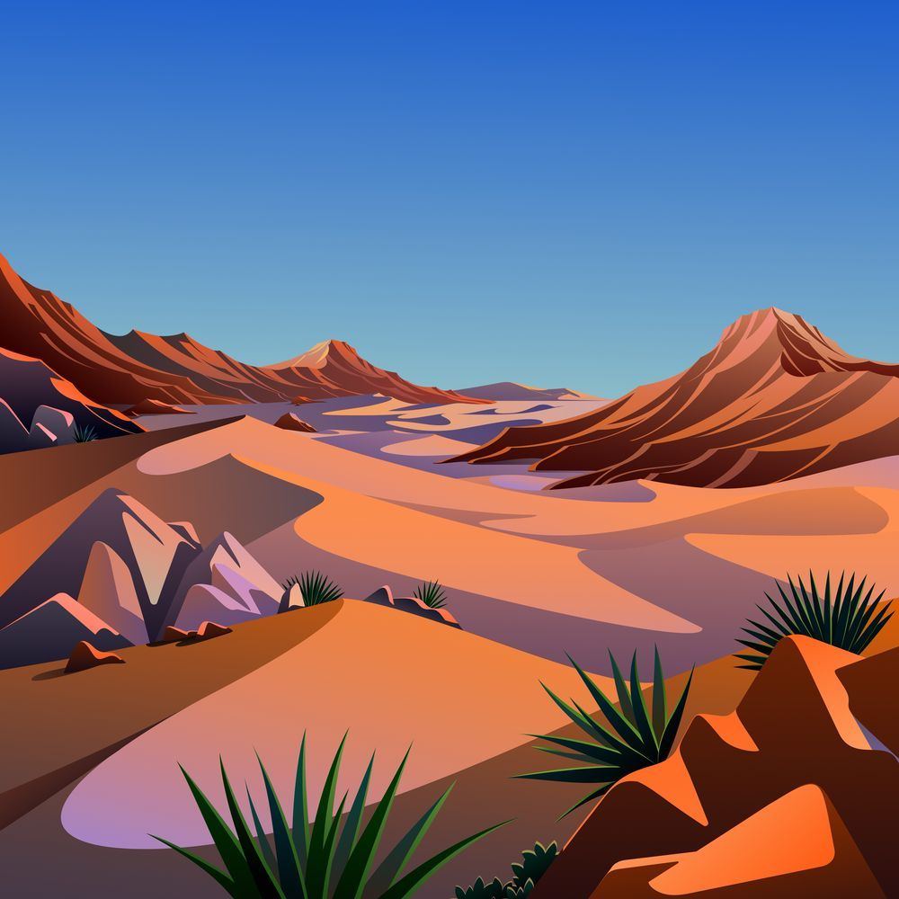 The Desert 5