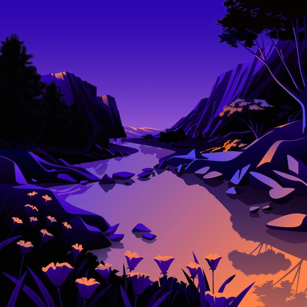 The Lake 8