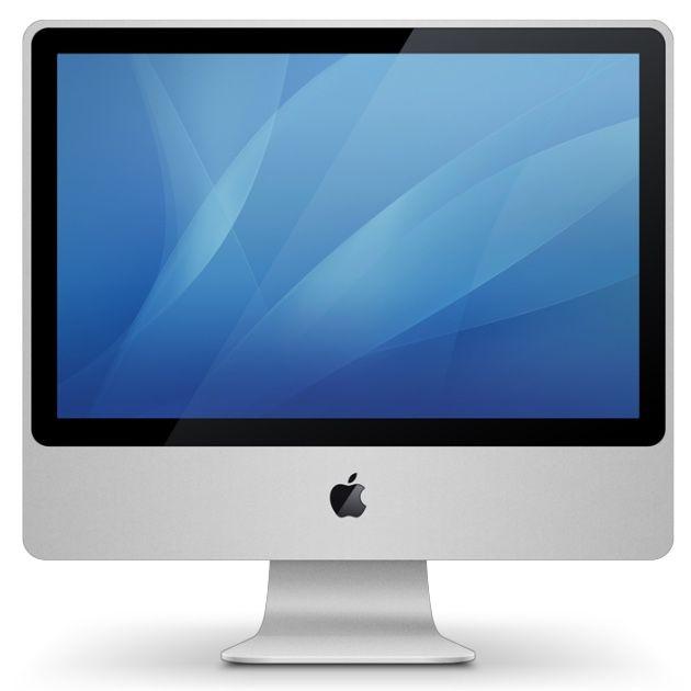 iMacアルミニウム 20インチ 2007-2008