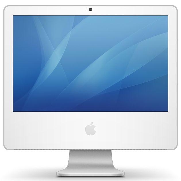 iMac 2006 ポリカーボネート