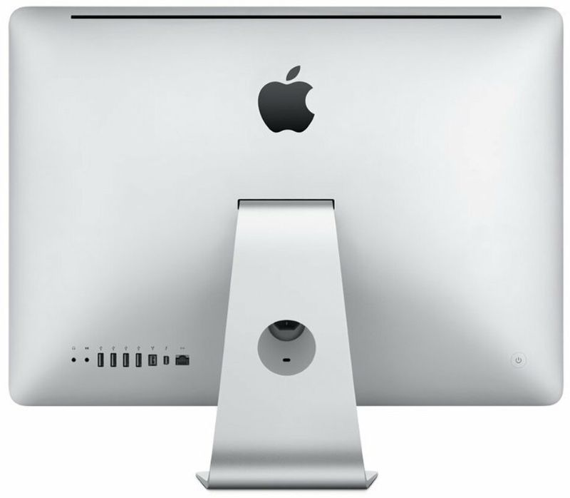 iMac 2010 Rear