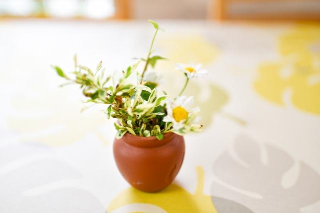 Table & Flower