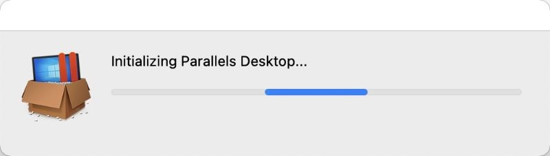 Download and install Parallels Desktop