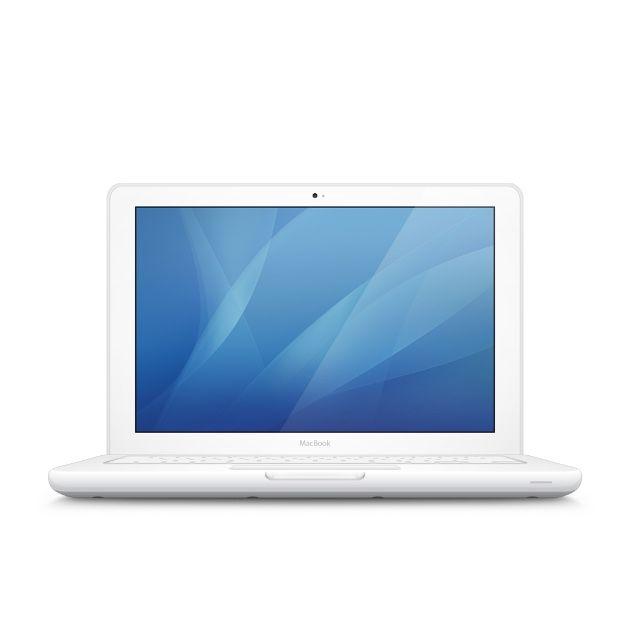 MacBook ポリカ・ユニボディ