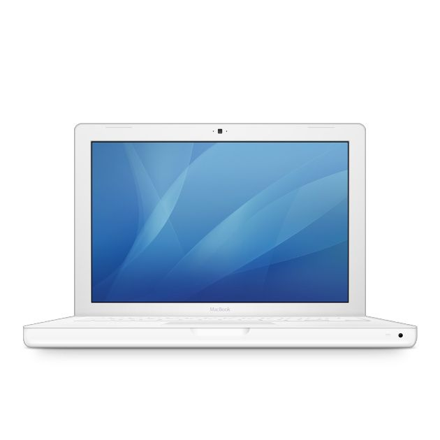 MacBook White Polycarbonate