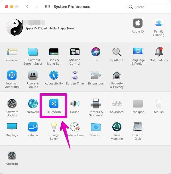 "Mac ""System Preferences"""