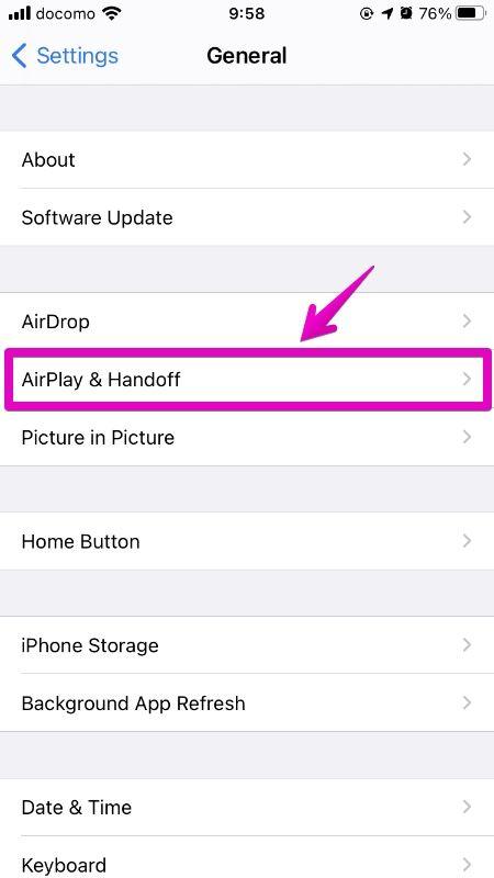 """iPhone """"Settings"""" App"""