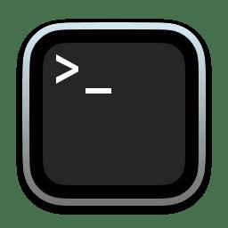 Mac Terminal.app Icon